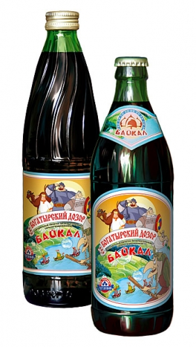 Газированные напитки.  Ставропольская водно-пивная компания.  Главная.